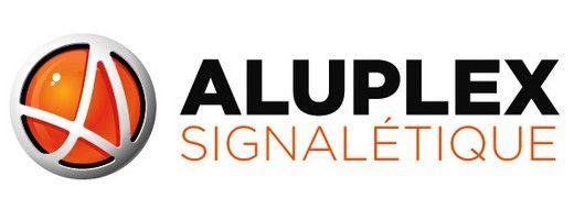 ALUPLEX Signalétique