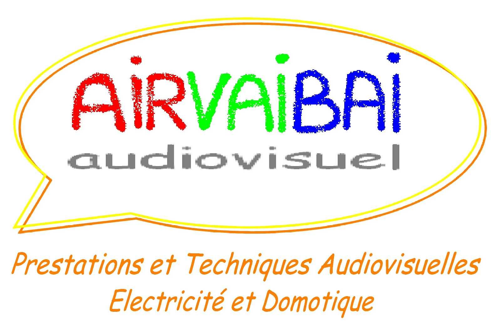 AIRVAIBAI audiovisuel