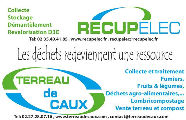 RECUPELEC / TERREAU DE CAUX