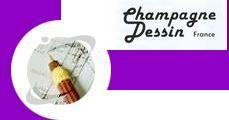 CHAMPAGNE DESSIN