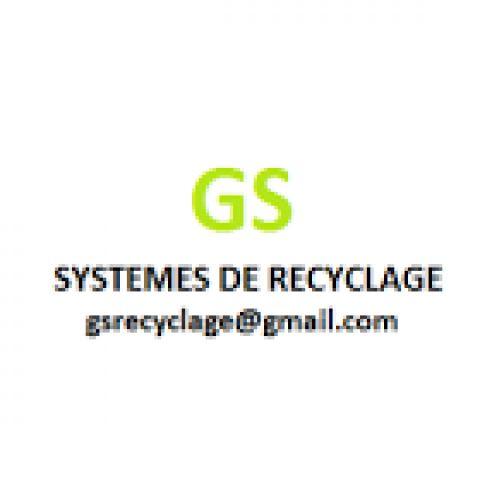GS SYSTÉMES DE RECYCLAGE