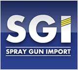 SAS SPRAY GUN IMPORT