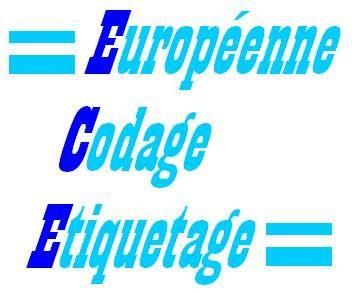 EUROPEENNE DE CODAGE ET D'ETIQUETAGE