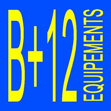 B+12 EQUIPEMENTS SARL