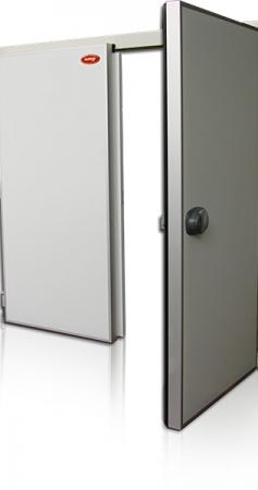 Combien coûte une porte de chambre froide ?