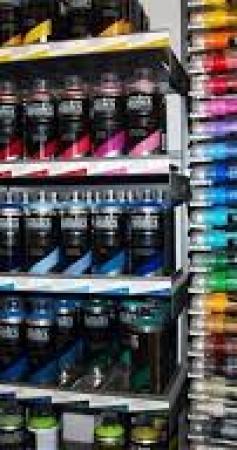 Combien coûte une bombe de peinture ?