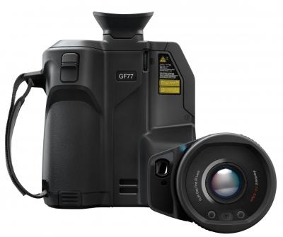 Caméra thermique à capteur non refroidi
