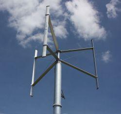 Éolienne à axe vertical
