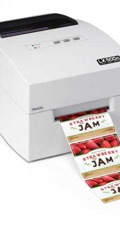 Combien coûte une imprimante d'étiquette couleur ?