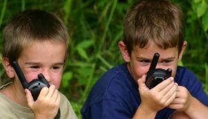 Talkie walkie loisirs