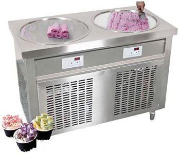 Machine électrique pour glaces roulées
