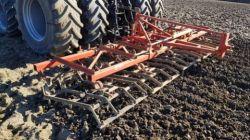Herse agricole usage