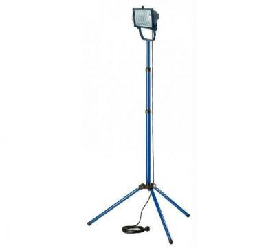Projecteur de chantier télescopique