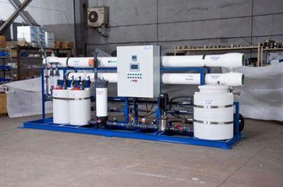 dessalinisation d'eau potable