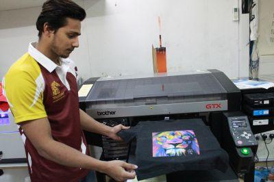 Imprimante textile T-shirt
