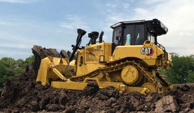 Bulldozer D6 CAT
