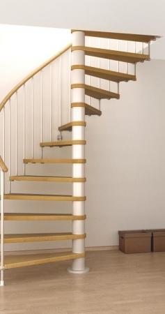 Quelles dimensions pour un escalier hélicoïdal ?
