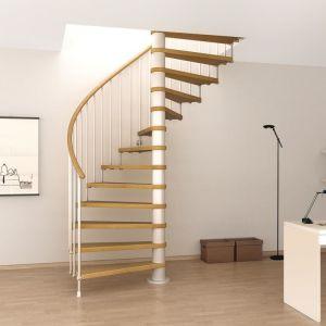 dimensions escalier hélicoïdal colimaçon spiral