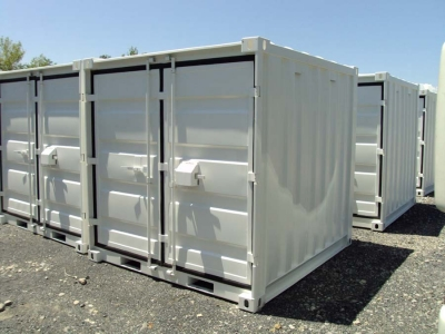 Container de stockage 8 pieds