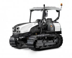 Tracteur agricole à chenilles
