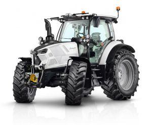 Tracteur agricole à roues