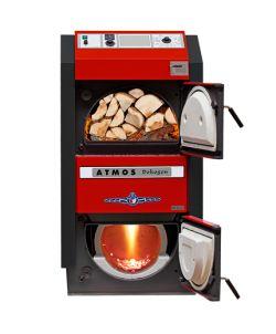 Chaudière mixte bois granulés