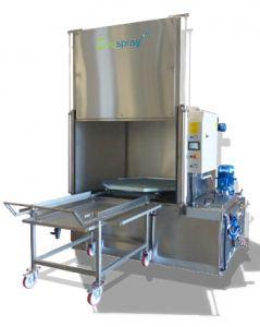 Système de nettoyage industriel