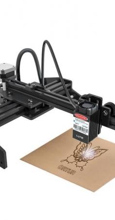 Quel est le prix d'une machine de découpe laser ?