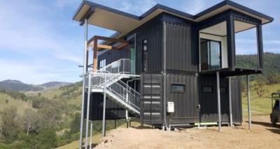 Maison container habitation logement