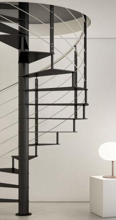 Comment installer un escalier hélicoïdal ?