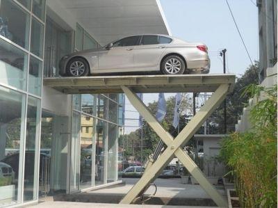 Monte-voiture Ciseaux