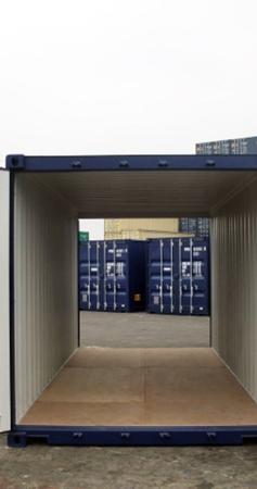 Combien coûte un conteneur ?