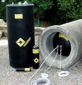 Obturateur canalisation