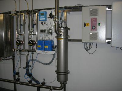 traitement eau uv