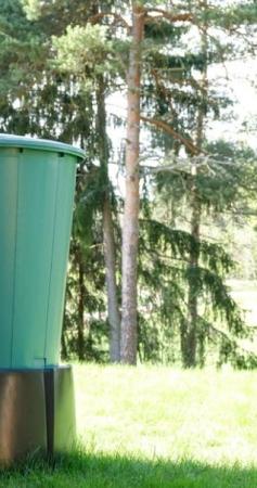 Tout savoir sur la récupération d'eau de pluie