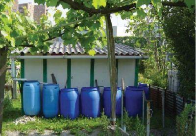 Dispositif de récupération d'eau de pluie