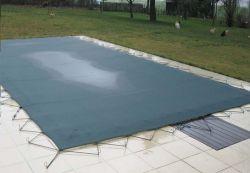 Bâche d'hiver piscine