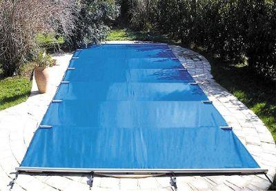 Bâche pour protection piscine