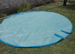 Bâche solaire piscine