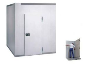 Les chambres froides modulaires
