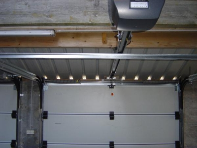 motorisation de porte de garage
