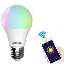 Ampoule LED connectée