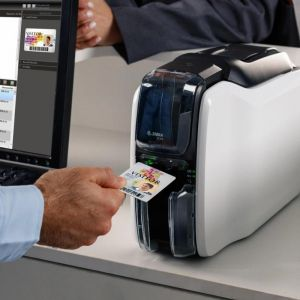 imprimante carte et badge recto verso