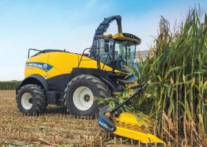 Ensileuse New Holland