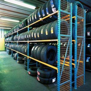Rayonnage pneus
