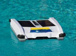 Robot piscine solaire à panneau