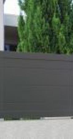 Combien coûte une clôture en aluminium ?