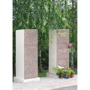 Le columbarium en colonne