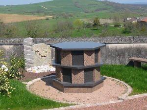 Le columbarium hexagonal
