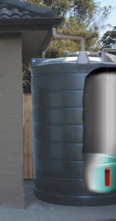 Combien coûte un système de récupération d'eau de pluie ?